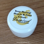 Keep Moving Muscle Joint Cream Blog